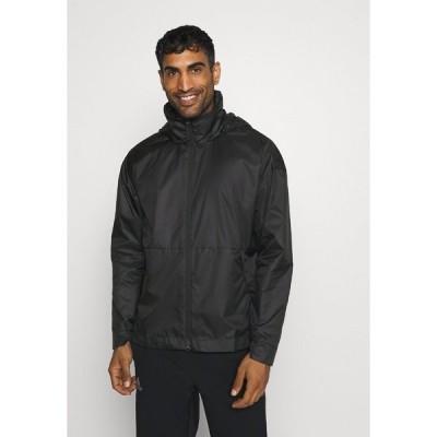 アディダス ジャケット&ブルゾン メンズ アウター OUTERIOR URBAN WIND.RDY - Hardshell jacket - black