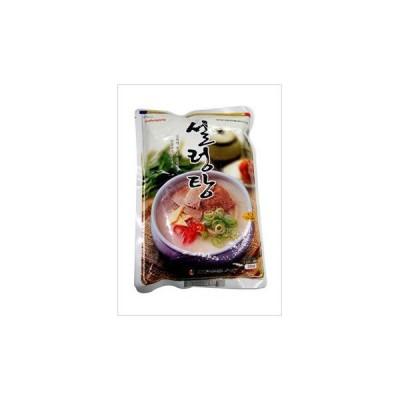 [眞漢] ソルロンタン (570g)