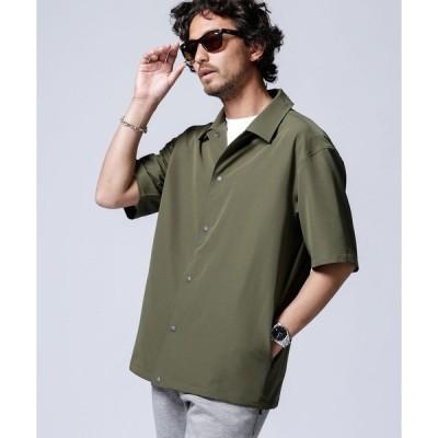 シャツ ブラウス 快適男 プランサーレギュラーカラーシャツ(一部WEB限定カラー)