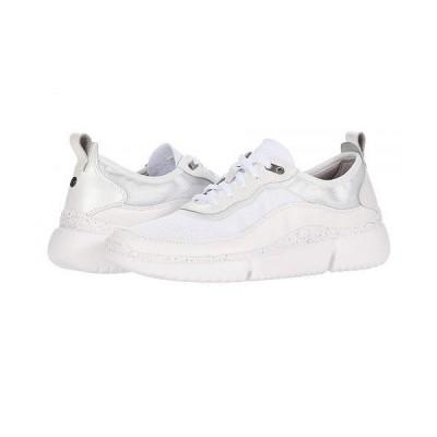 Rockport ロックポート レディース 女性用 シューズ 靴 スニーカー 運動靴 R-Evolution Trainer - White