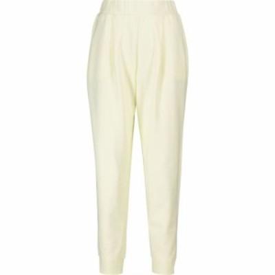 マックスマーラ Max Mara レディース スウェット・ジャージ ボトムス・パンツ Leisure Bric cotton sweatpants Limette