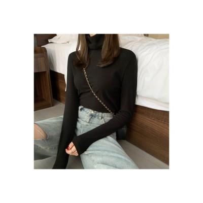 【送料無料】ボトムシャツ 女 インナー 秋冬 手厚い 暖かい アウトドア ファッショ | 364331_A64410-2717154