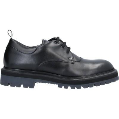 ジョン リッチモンド JOHN RICHMOND メンズ シューズ・靴 laced shoes Black