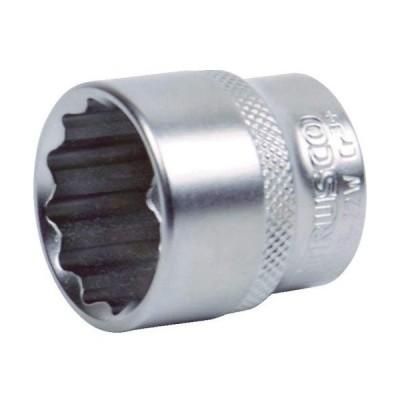 TRUSCO ソケット(12角) 差込角12.7 対辺30mm TS430W