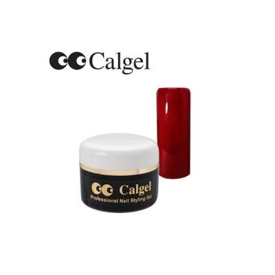 ジェルネイル カラージェル カルジェル CGRE02S カラージェル パーマネントレッド4g