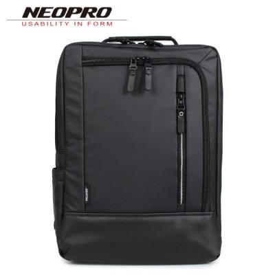 ネオプロ NEOPRO リュック バック バックパック メンズ COMMUTE LIGHT ブラック 黒 2-762