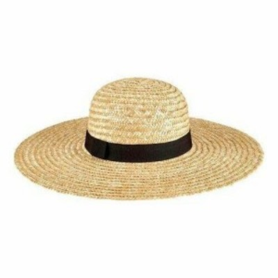 San Diego Hat  ファッション 帽子 San Diego Hat Company Womens  Round Crown Wheat Straw Sun Brim Hat WSH1108