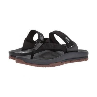 Freewaters フリーウォーターズ メンズ 男性用 シューズ 靴 サンダル Trifecta - Black