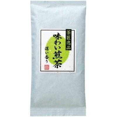 オフィス・デポ オリジナル 小野園 味わい煎茶 1袋