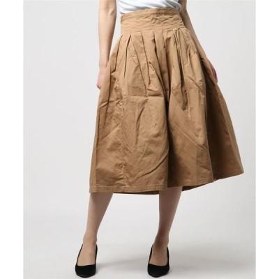 スカート GRANDMA MAMA DAUGHTER/グランマママドーター プリーツスカート