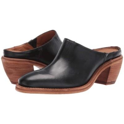 フライ Frye レディース ブーツ シューズ・靴 Rosalia Mule Black Antique Pull Up