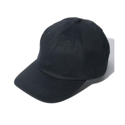 (LACOSTE/ラコステ)【LACOSTE】Side Crocodile CAP/メンズ ブラック