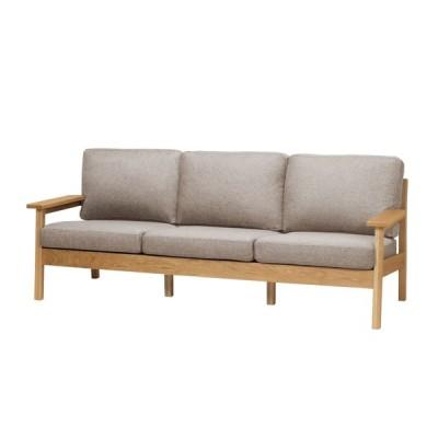 シーヴ マージ ソファ 3人掛け グレーホワイト SIEVE merge sofa 3seater grey white / おしゃれ