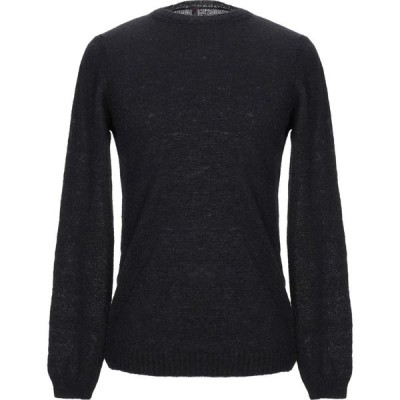 アヴィニョン AVIGNON メンズ ニット・セーター トップス sweater Black