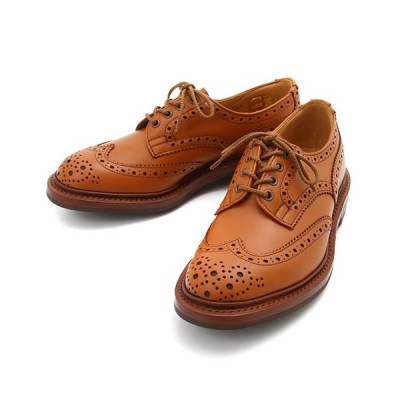 Tricker`s / トリッカーズ : WING TIP SHOES RIDGEWAY SOLE -C SHADE- : トリッカーズ ブーツ 短靴 : 5633-CSHADE