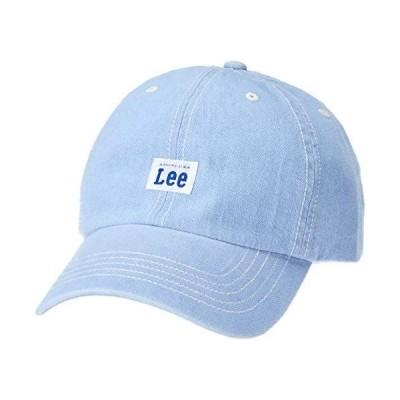 リー ローキャップ Lee Low Cap Denim 100176304 LT Blue 日本 57cm~59cm (日本サイズM-L相当