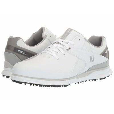 フットジョイ スニーカー シューズ メンズ Pro SL White/Grey