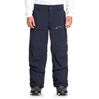 クイックシルバー メンズ カジュアルパンツ ボトムス Quiksilver TR Stretch Pants Navy Blazer