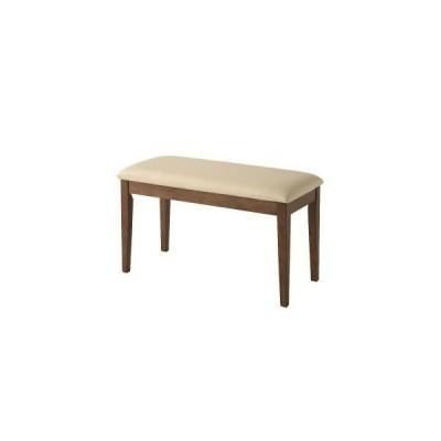 テーブルダイニング 100cmから伸びる コンパクトエクステンションダイニング ベンチ 2P