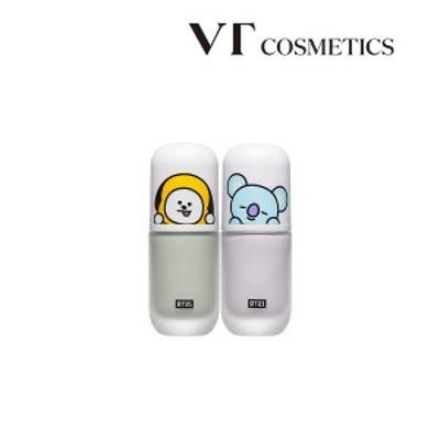 VT×BT21 VTコスメ 送料無料 ティンテッドカラーベース 化粧下地 メイクアップベース 韓国コスメ