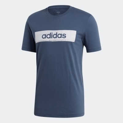 adidas(アディダス) ブラッシュストローク ボックス グラフィック 半袖Tシャツ / BRUSH-STROKE BOX GRAPHIC TEE EI4597