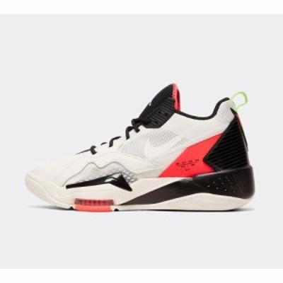 ナイキ ジョーダン Jordan メンズ スニーカー シューズ・靴 zoom 92 trainer White/Flash Crimson
