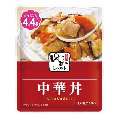 低たんぱく 腎臓病食 おかず ゆめレトルト 中華丼150g
