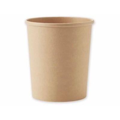未晒フードカップ 1000ml 25枚×20袋 シモジマ 004500005