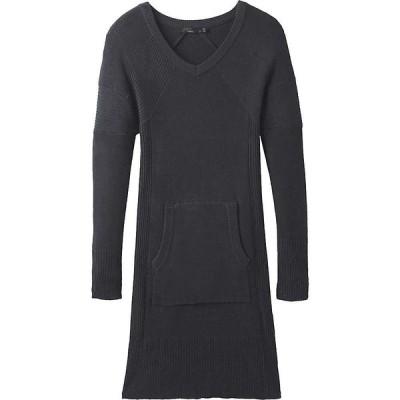 プラーナ Prana レディース ワンピース ワンピース・ドレス avalone dress Charcoal