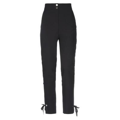 MARY D'ALOIA® パンツ ブラック 46 ポリエステル 98% / ポリウレタン 2% パンツ