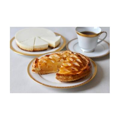 <金谷ホテルベーカリー/カナヤホテルベーカリー> アップルマロンパイとチーズケーキセット(洋菓子)【三越伊勢丹/公式】