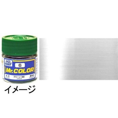 ミスターカラー シャインシルバー 基本色 :クレオス メタリック塗料 ノンスケール C90