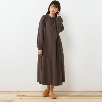 綿スラブオックスワンピース【M―3L】(ディージーワイ/D*g*y)
