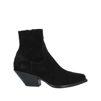 ブッテロ BUTTERO® ショートブーツ ブラック 38.5 革 ショートブーツ