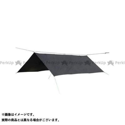 【無料雑誌付き】ブッシュクラフト ORIGAMI TARP 4.5×3 カラー:ブラックステッチ BushCraftInc.