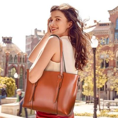 本革 バッグ レディース レディースバッグ トート 2way トートバッグ ショルダーバッグ 鞄 カバン かばん ビジネスバッグ オフィス 通勤 通学 女性用 大容量 …