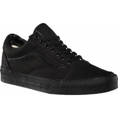 バンズ メンズ スニーカー シューズ Vans Old Skool Sneaker Black/Black