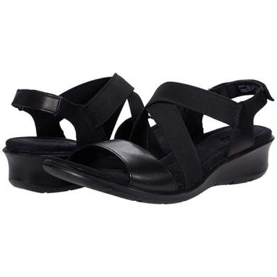 エコー Finola Sandal レディース ヒール パンプス Black Cow Leather