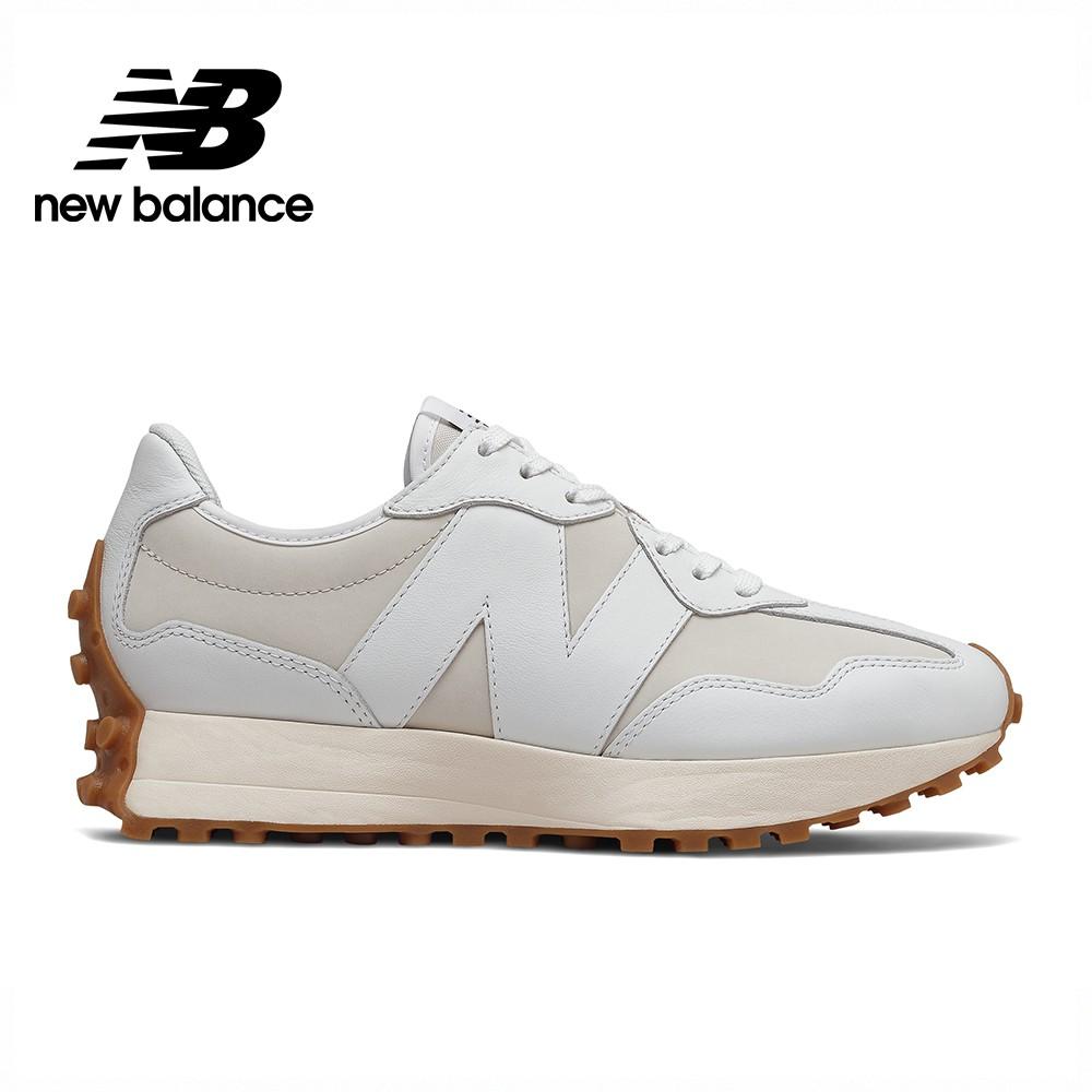 【New Balance】復古運動鞋_女性_米白色_WS327LA-B楦