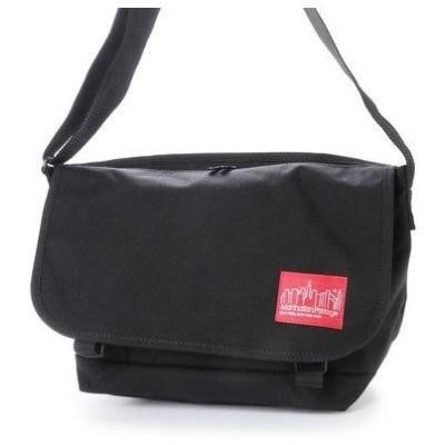 マンハッタンポーテージ Manhattan Portage Buckle NY Messenger Bag JR 【ネット限定】 (Black)