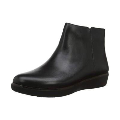 FitFlop レディース ブーツ ジギー US サイズ: 9 カラー: ブラック 並行輸入品