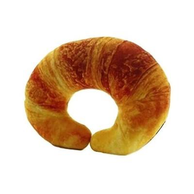 もっちり パン型クッション 食パン クロワッサン おもしろ グッズ TOKYO GOODS MARKET (クロワッサン) (クロワッサン)