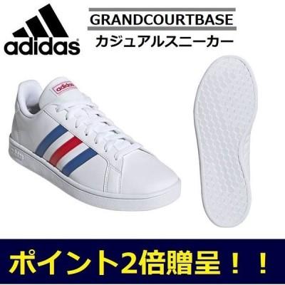 adidas アディダス カジュアル シューズ スニーカー おしゃれ GRANDCOURTBASE EE7901