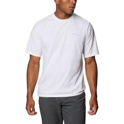 コロンビア Tシャツ メンズ トップス Columbia Men's PFG First Water Graphic SS Shirt White/offshore