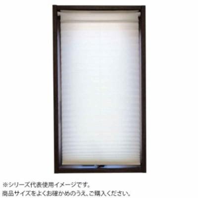 小窓用断熱スクリーン つっぱり棒付き ホワイト 約幅35×丈135cm NHT-3000SM(支社倉庫発送品)