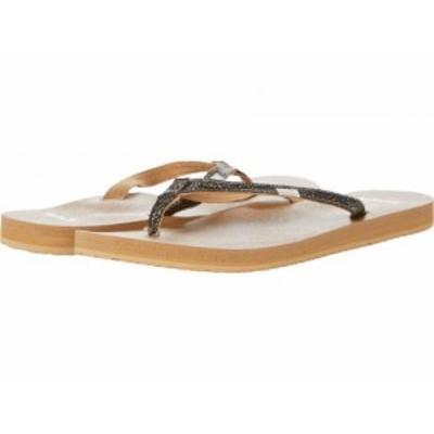 Sanuk サヌーク レディース 女性用 シューズ 靴 サンダル Yoga Joy Sparkle Gold Sparkle【送料無料】