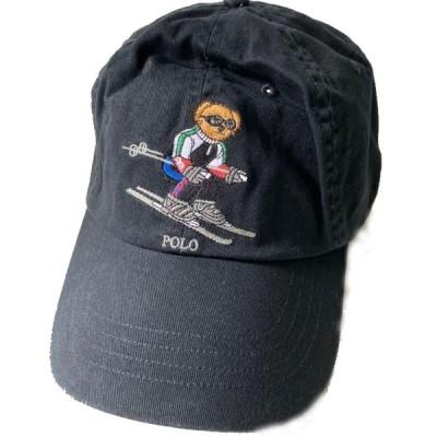 ラルフローレン ポロベア スキー キャップ CAP クマ帽子 POLO BEAR SKI