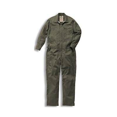 GRACE ENGINEERS グレースエンジニアーズ GE-517 長袖ツナギ 10 オリーフ L (オリーブ L)
