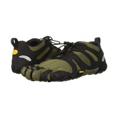 Vibram FiveFingers ヴィブラム レディース 女性用 シューズ 靴 スニーカー 運動靴 V-Trail 2.0 - Ivy/Black