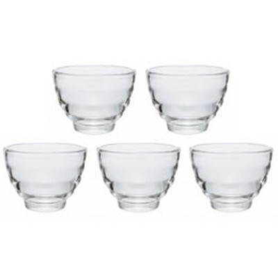 HARIO/耐熱 ガラスカップ 5個
